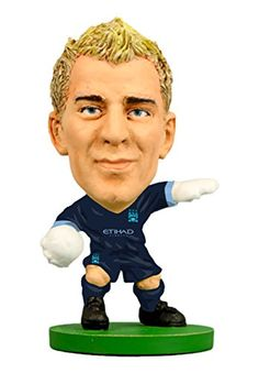 af7da0da4 Soccerstarz Man City Joe Hart Home Kit 2015 Version Toy Football Figures   gt  gt