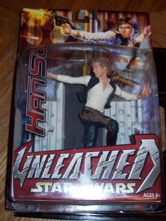 Star Wars Unleashed Han Solo by Hasbro, http://www.amazon.com/dp/B001EUG6A8/ref=cm_sw_r_pi_dp_Gt-wqb0893T4A