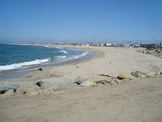 Oxnard Love ~ Silver Strand Beach