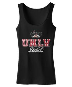 UNLV Rebels Official Apparel - this licensed gear is the perfect clothing for fans. Makes a fun gift!