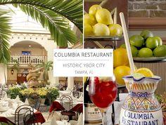 Columbia Restaurant | Ybor City | Historic District | Best Restaurants | Tampa Bay | Travel Guide | Florida Vacation
