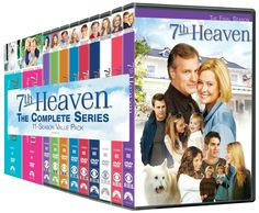 7th Heaven Complete DVD Series