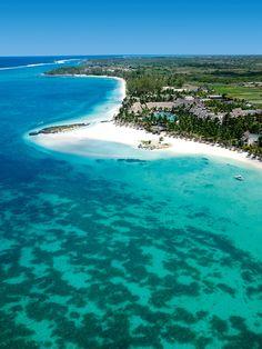 LUX* Belle Mare * Mauritius Island, Africa Birthday Trip Jan. 2014