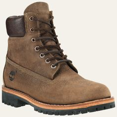 Men's Timberland® Heritage Rugged Waterproof Boots