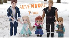 In this video the toddlers Elsi, Anni think about the time they had an outdoor adventure with Kristoff Jr and their dads Kristoff and Prince Ben. Toddler Videos, Young Ones, Adventure Time, Party Time, Toddlers, Elsa, Have Fun, Dads