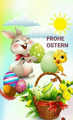 We wishing to all a happy Easter 🥚 Wir wünschen euch frohe Ostern🐇 🐇LG Team Christmas Time Is Here, Merry Christmas Everyone, Ostern Wallpaper, Easter Games, Peanuts Christmas, Easter Greeting Cards, Homemade Candles, Floral Letters, Happy Easter