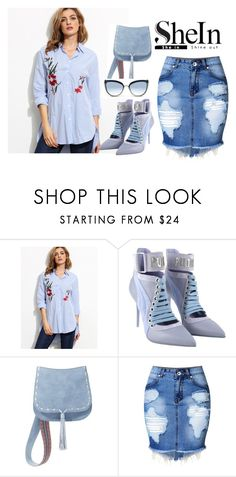 """""""Untitled #821"""" by ashantay87 ❤ liked on Polyvore featuring Puma, Steve Madden and Karl Lagerfeld"""