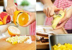 Pečený citrusový čaj - Proženy Ethnic Recipes, Food, Meal, Eten, Meals