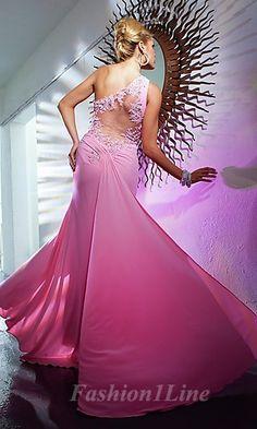 pink, pink, pink dress