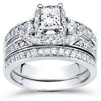 Bridal Ring Sets, Wedding Band Sets, Bridal Rings, Wedding Engagement, Diamond Engagement Rings, Wedding Vendors, Weddings, Wedding Stuff, Wedding Ideas