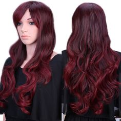 GüNstig Einkaufen Natural Wave Synthetic Lace Front Wigs Heat Resistant Fiber Slim Face Wigs Ah Damen-accessoires