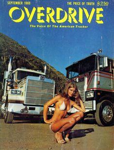 overdrive magazine | Photo: September 1980 | 09 Overdrive Magazine September…