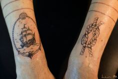 ship, either calf, or thigh. add Jim Morrison crystal ship song quote, probably.