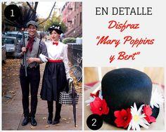 Disfraces en pareja Carnaval