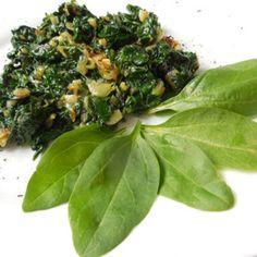 Recept na dušený špenát z čerstvých listů krok za krokem - Vaření.cz Plants, Plant, Planets
