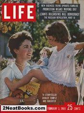Shirley and Lori Black life magazine cover: 3 Feb 1958