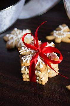 Имбирное печенье с медом и пряностями