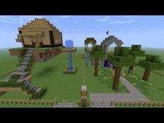 Minecraft Building Challenge - Ep 3 - Floating Mansions - http://www.thehowto.info/minecraft-building-challenge-ep-3-floating-mansions/