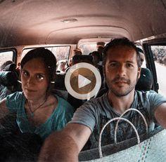 Vídeo 40 Madagascar – Despertador militar y llegada a Moramanga