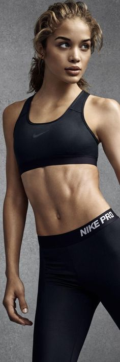 Ready for any workout. The Nike Pro Classic. #NikeProBra Nike Women's Fitness Gear http://www.FitnessGirlApparel.com