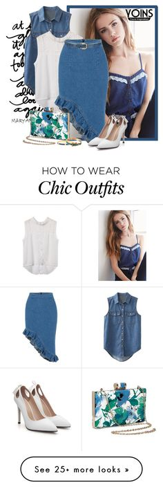 """""""www.yoins.com.  Contest. yoinscollection#yoins"""" by lorrainekeenan on Polyvore featuring Forever 21 and Henri Bendel"""