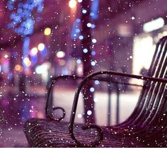 winter and snow image on We Heart It