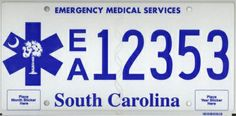 license plate - Google Search Vanity License Plates, Family Chiropractic, Emergency Medical Services, Google Search