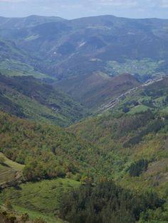 El valle de Fuentes Cabadas