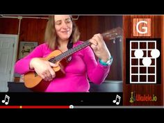 How to Play Ukulele Chords G and D7 by 21 Songs in 6 Days: Learn Ukulele...