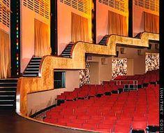 Radio City Music Hall- Art Deco of 1932