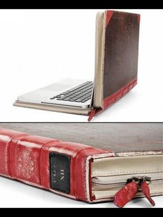 Awesome laptop case for book worms!