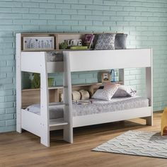 Bunk Beds, Diy And Crafts, Loft, Bedroom Ideas, Furniture, Decoration, Home Decor, Double Bunk, Bedroom