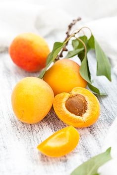 Apricots by Vitalina Rybakova on 500px