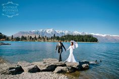 Boutique Weddings offers the complete wedding planning & packages service, have your dream elopement wedding in & around Queenstown or Wanaka NZ Lakeside Wedding, Elope Wedding, Wedding Planning, Boutique, Photography, Travel, Weddings, Image, Photograph