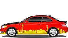 Ein tolles Konzept großartig Umgesetzt: SKYLINE BERLIN, GERMANY von Conster - unser Design of the Day!   A great concept superbly executed: SKYLINE BERLIN, GERMANY by Conster - Our Design of the Day!  https://www.carfrogger.de/idea.php?id=786