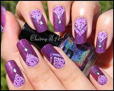 Nail Art by Cherry Nail Art