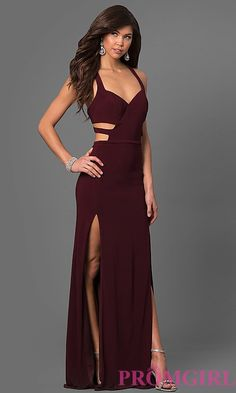 Celebrity Prom Dresses, Sexy Evening Gowns - PromGirl: LF-23967