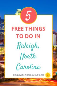 Looking for a Raleigh NC bucketlist with kids? What if it was free? Here are 5 things to do in Raleigh North Carolina with kids. Sometimes the most fun activities are the free ones! Travel Usa, Travel Tips, Travel Goals, Travel Hacks, Travel Packing, Travel Advice, Budget Travel, Travel Ideas, Travel Destinations