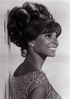 Up do Hair Style leslie uggams show