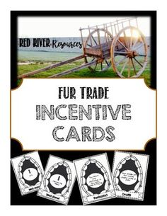 A great supplement for your next Unit on the Fur Trade! Throughout your unit, give students the opportunity to use these pelt cards which they can trade in at the end of you unit for a reward of your choice. Includes instructions, cards and trade value chart. Fur Trade, Opportunity, Investing, Students, The Unit, Chart
