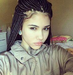 Box braids ❤