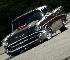 57 Chevy Bel Air