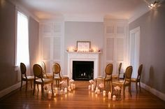 Top Small Backyard Wedding Ceremony And Reception Ideas Small Wedding Receptions, Wedding Ceremony Seating, Indoor Wedding Ceremonies, Small Intimate Wedding, Wedding Ceremony Decorations, Small Weddings, Very Small Wedding, Intimate Weddings, Wedding Aisles