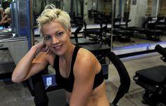 Why she left a $185,000 job to launch a D.C. fitness chain - The Washington Post #entrepreneur