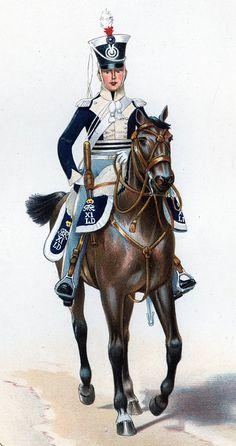 British; 11th Light Dragoons, c.1815