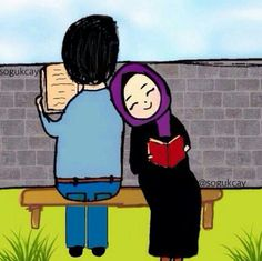Islami Sanat Islamic Quotes Anime Ciftler Allah Bricolage