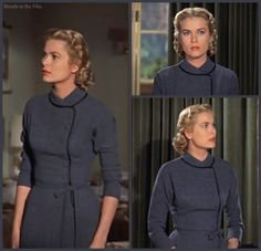 Grace Kelly, Dial M for Murder, Uploaded By www.1stand2ndtimearound.etsy.com