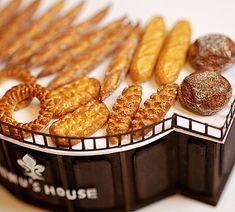 Nunu's House | Tanaka Tomo | Handmade miniatures 1/12
