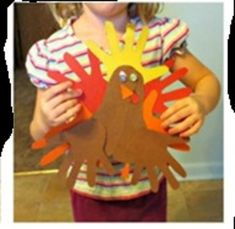 A free turkey craftivity