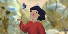 Regardez le film pour enfants sur la peinture chinoise traditionnelle : Travelling Through Brush and Ink